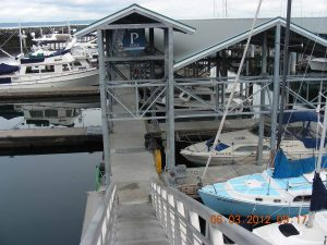 sheet metal roofing over water pacific northwest licensed bonded subcontractor