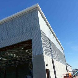warehouse professional commercial licensed bonded pacific northwest preformed metal roofing installation